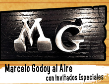 Marcelo Godoy al Aire