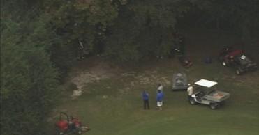 Encuentran un cuerpo en un campo de golf en Buckhead